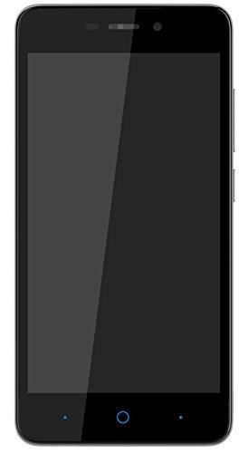 ZTE Blade A452 Dual-SIM LTE Smartphone schwarz (ohne Branding) - DE Ware