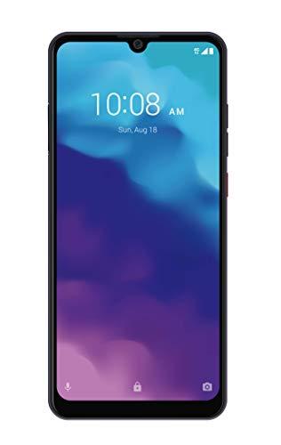 ZTE Smartphone Blade A7 2020 (15.46 cm (6,09 Zoll) HD+ Display, 4G LTE, 3GB RAM und 64GB interner Speicher, 16 MP Hauptkamera und 8 MP Frontkamera, Dual-SIM, Android) night black