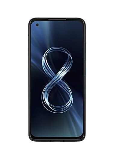 ASUS Zenfone 8 Kompaktes 5G Smartphone (15cm (5,9') FullHD+ 120Hz AMOLED Display, 64MP Kamera, 8GB RAM, 128GB Speicher) schwarz