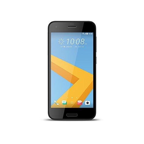 HTC ONE A9S Smartphone 12,7 cm (5 Zoll) Display (32GB, Nano SIM, Fingerabdruck-Sensor, 4G LTE, 13MP Hauptkamera, 5MP Frontkamera, Android) cast iron