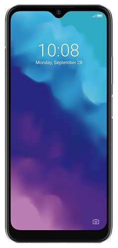 ZTE Smartphone Blade V30 vita (17,32cm (6,82 Zoll) HD+ Display, 4G LTE, 4GB RAM und 64GB interner Speicher, 48MP Hauptkamera und 8MP Frontkamera, Dual-SIM, Android 11) grau