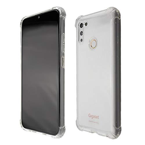 caseroxx TPU-Hülle für Gigaset GS4 / GS4 Senior, Handy Hülle Tasche (TPU-Hülle in transparent)
