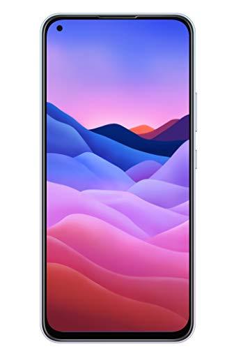 ZTE Smartphone Blade V2020 (16,59 cm (6,53 Zoll) TFT Display, 4GB RAM und 128GB interner Speicher, 48MP Haupt-Kamera, 16MP Front-Kamera , Dual-SIM, Android Q) weiß