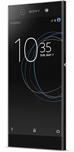 Sony Xperia XA1 Ultra Smartphone (15,3 cm (6 Zoll) Display, 32 GB Speicher, Android 7.0) Schwarz