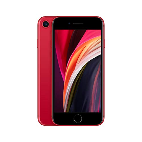 Neu Apple iPhone SE (128GB) - (PRODUCT)RED (inklusive EarPods, power adapter)