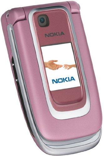 Nokia 6131 Handy pink