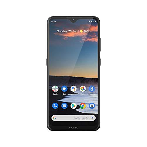 Nokia 5.3 Smartphone - Deutsche Ware (16,3cm (6.55 Zoll), 64GB interner Speicher, 4GB RAM, Dual Sim), Charcoal