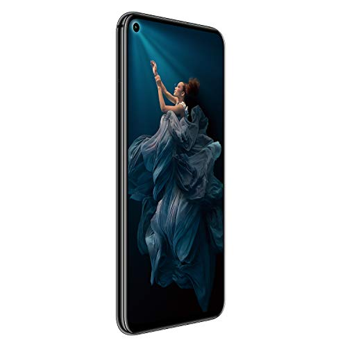 Honor 20 - Smartphone 128GB, 6GB RAM, Dual SIM, Midnight Black