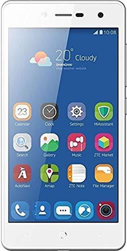 ZTE Blade L7 Smartphone (12,7 cm (5 Zoll) Display, 8 GB Speicher, Dual-SIM, Android 6.0) Weiß (Generalüberholt)