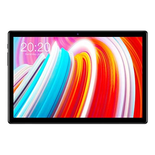 Tablet 10 Zoll, 6 GB RAM TECLAST M40 4G LTE Android 10 128 GB ROM 1920 x 1200 FHD IPS T618 8-Kern 2,0 GHz Dual-SIM Bluetooth 5.0 WiFi Dual-Band Typ C
