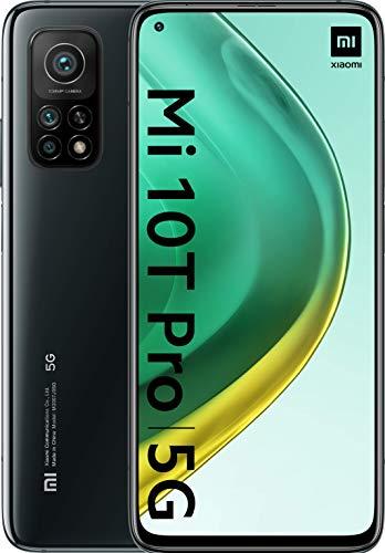Xiaomi Mi 10T Pro 8GB+256GB Cosmic Black ohne Simlock, Alexa Hands-Free, ohne Branding