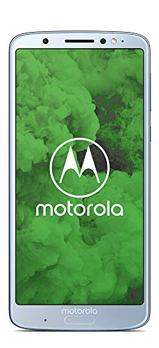 moto g6 plus Smartphone (14,986 cm (5,9 Zoll), 4 GB RAM/64 GB, Android) Nimbus