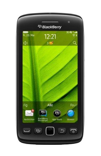 BlackBerry Torch 9860 Smartphone 4GB (9,4 cm (3,7 Zoll) Display, Touchscreen, 5 Megapixel Kamera)