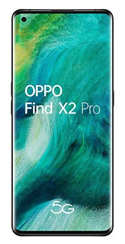 Oppo Find X2 Pro - Smartphone 512GB, 12GB RAM, Dual SIM, Ceramic Black