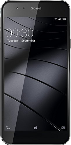 Gigaset ME Smartphone (5 Zoll (12,7 cm) Touch-Display, 32 GB Speicher, Android 5.1.1) schwarz