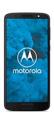 moto g6 Smartphone (14,5 cm (5,7 Zoll), 32GB interner Speicher, 3GB RAM, Android) Deep Indigo