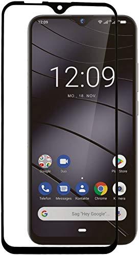 Gigaset Displayschutz für das GS290 Allround Smartphone - Glass Protector Schutzfolie gegen Glasbruch, Kratzer und extra stoßfest – ohne Touch-Verlust