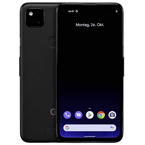 Google Pixel 4a 128GB/6GB RAM just-black