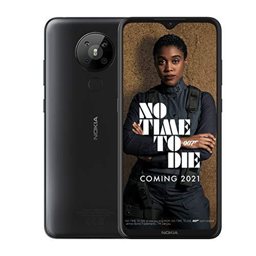 Nokia 5.3 Smartphone with 4 GB RAM and 64 GB Storage (Dual SIM) UK - Charcoal