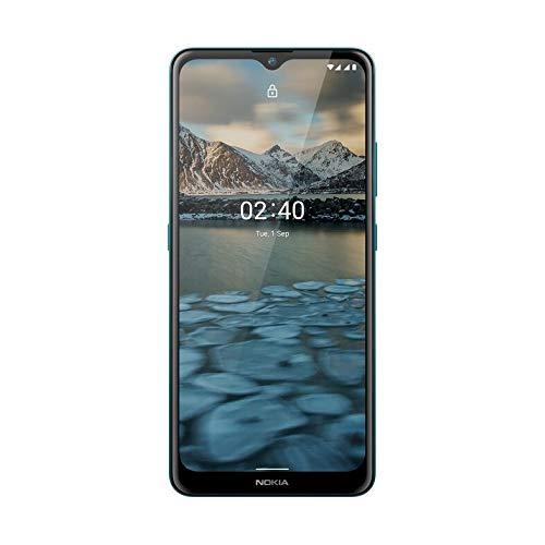 Nokia 2.4 - Smartphone 64GB, 3GB RAM, Dual SIM, Fjord