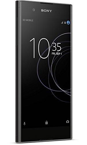 Sony Xperia XA1 Plus Smartphone (14 cm (5,5 Zoll)Display, 32 GB Speicher, Android 7.0) Schwarz