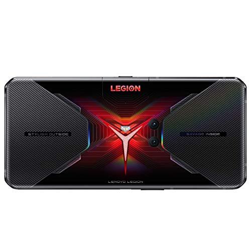 Lenovo Legion Duel - Smartphone 256GB, 12GB RAM, Dual SIM, Vengeance Red