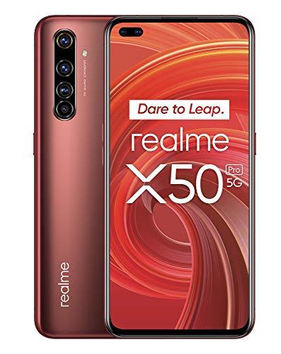 realme Smartphone REALME X50 PRO 8GB 256GB 5G Rust RED