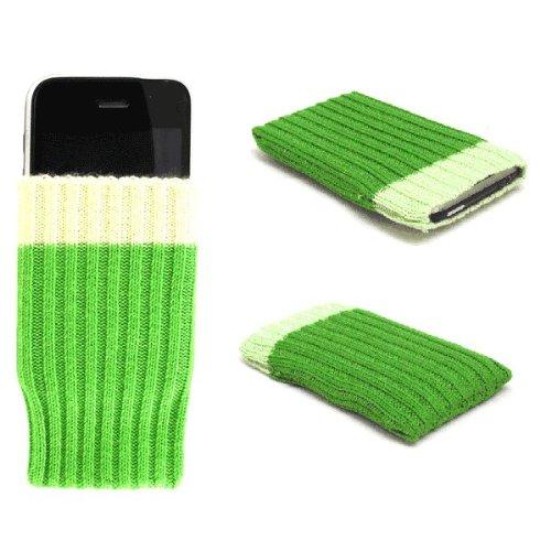 Wow Schutzhülle für Motorola RAZR2 V9x, Grün
