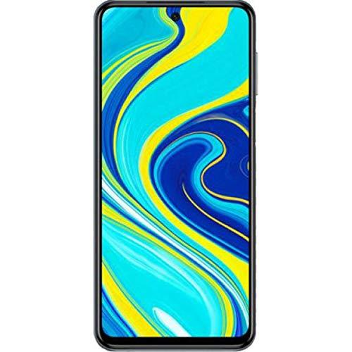 "Xiaomi Redmi Note Smartphone 9S 6GB 128GB 48MP AI Quad Kamera 6,67 ""FHD + 5020mAh Typ18W Schnellladung, Alexa Hands-Free, Interstellares Grau"