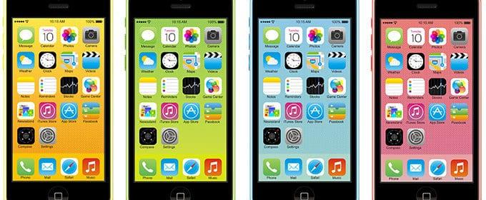 Media Markt bietet das iPhone 5c zum absoluten Niedrigpreis an