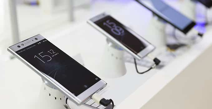 Das erste Smartphone mit 5G und vier Kameras - Sony hat es