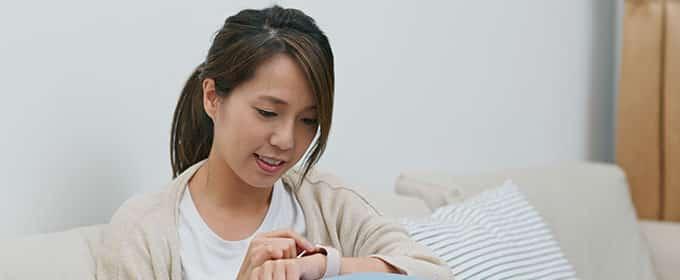 Ein Handy für das Handgelenk - kurios oder trendy?
