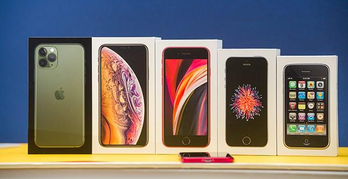 Günstige Smartphones - welche sind weltweit besonders beliebt?