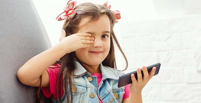 Welche Smartphone-Modelle für Kinder sind richtig?