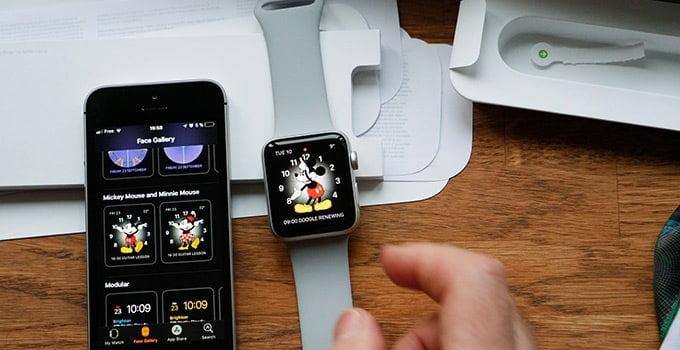 Die Apple Watch 3 - immer noch aktuell