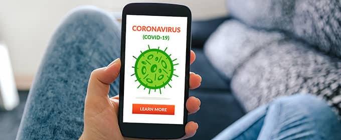 Die Corona-Tracing-App - die Nachbarn haben sie schon