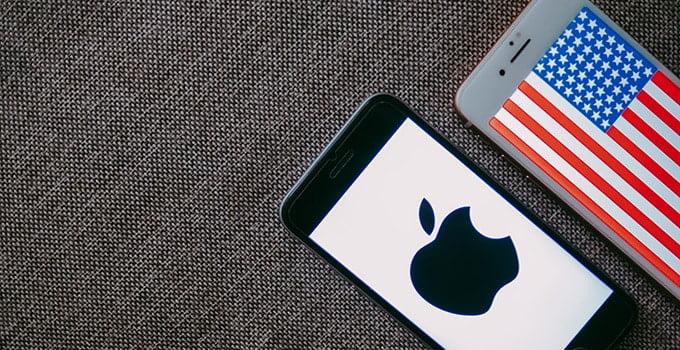 Unruhen in den USA enthüllen versteckte iPhone-Funktion