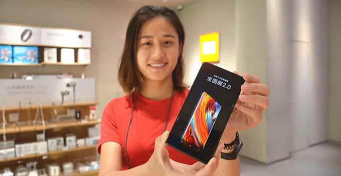 Was kann das Top-Smartphone Mi Mix von Xiaomi?