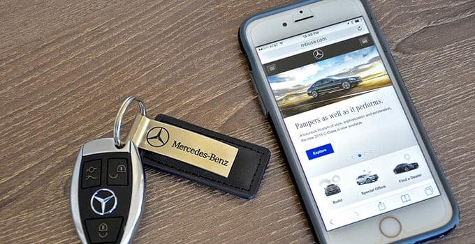 iPhone statt Autoschlüssel - Apple zeigt die Zukunft