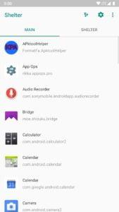 Shelter-App
