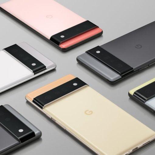 Neue Pixel-Smartphones