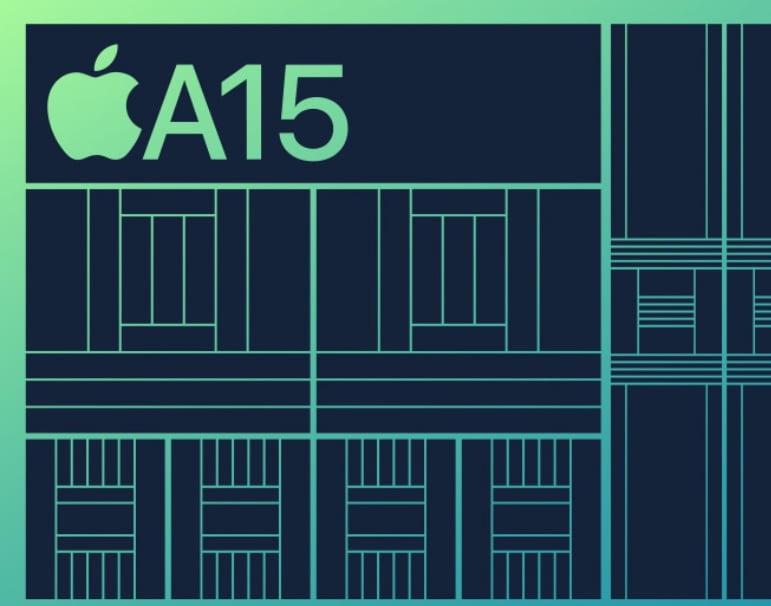 A15 Bionic von Apple