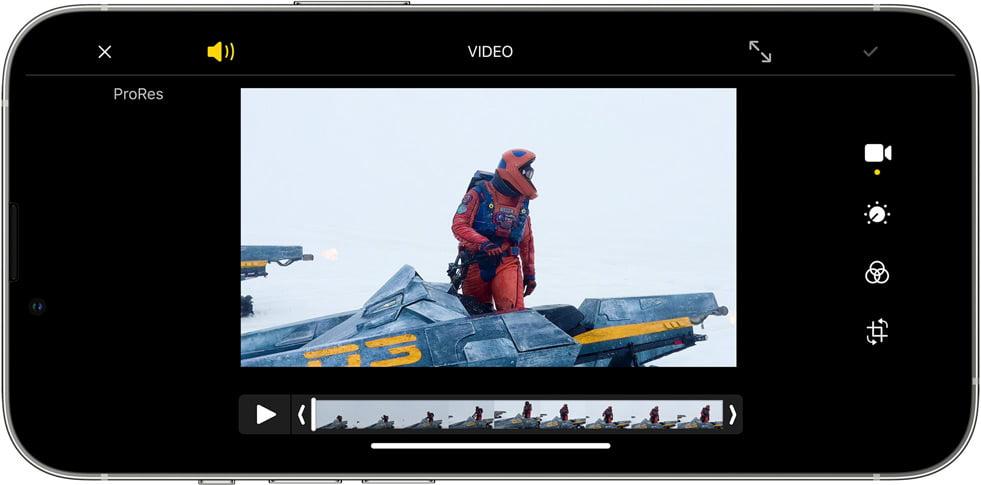 Kinomodus iPhone 13